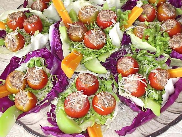 Coma muita salada no verão