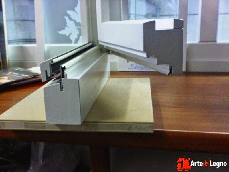 Arredamenti su misura consigli e idee finestre in legno - Altezza parapetti finestre normativa ...
