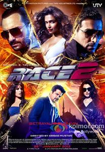 Race 2 2013 Hindi HD Movie Online