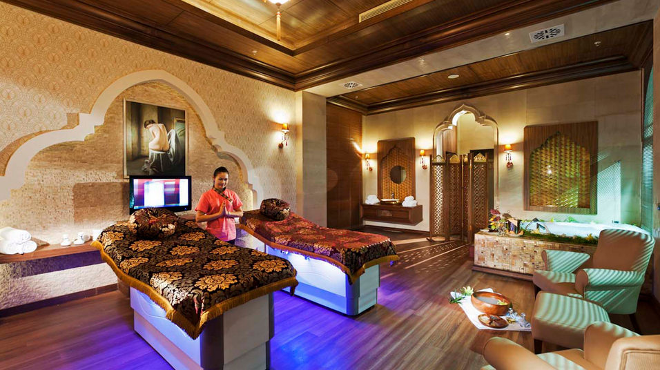Quu Spa (al GURAL PREMIER TEKIROVA hotel) (Turkey) - Best Luxury Beauty Spa