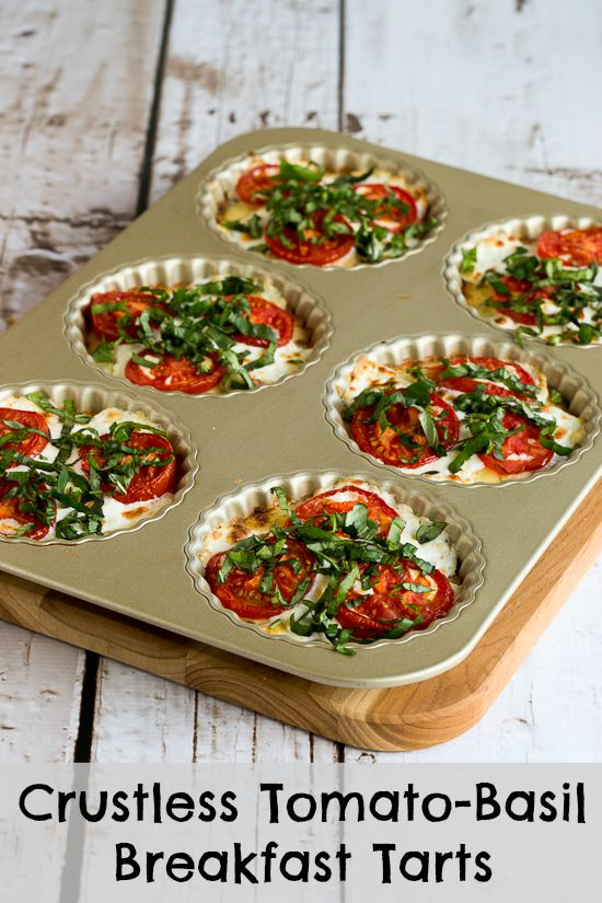goat cheese tomato tarts with basil and fresh goat cheese tomato tarts ...
