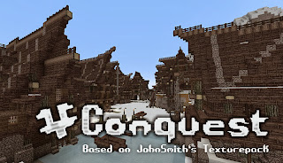 Conquest Resource Pack 1.7.2/1.6.4/1.6.2