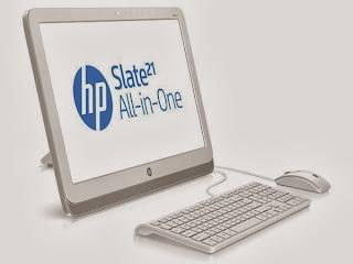 مراجعة ونظرة شاملة على جهاز إتش بي المكتبي الكل في واحد الذى يعمل بنظام أندرويد Review-HP-All-in-One-Slate-21-s100