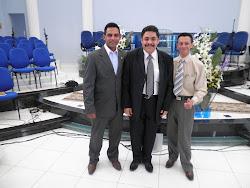 SOUZA & PAULINHO E O  DR. E EV. CARAMURU AFONSO-  SP