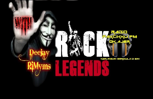 SEGMENT PILIHAN ROCK LEGENDS♪♫•*¨*•.