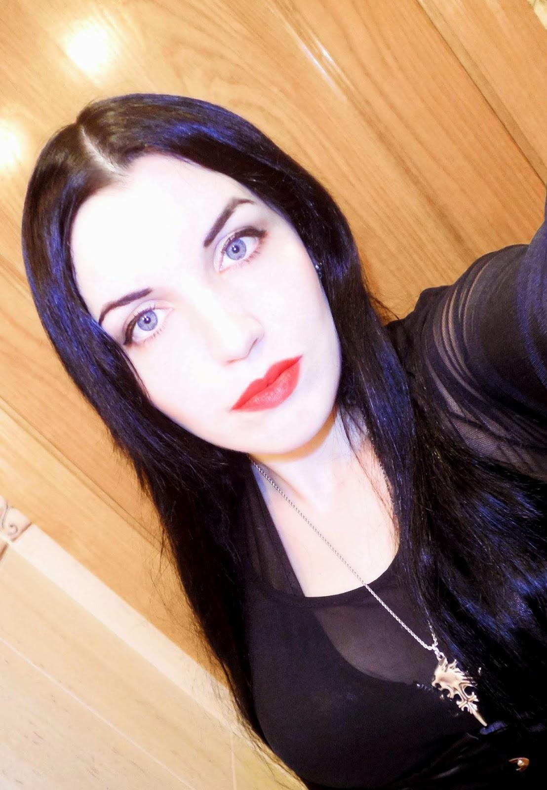 maquillaje pin up paso a paso resultado tutorial