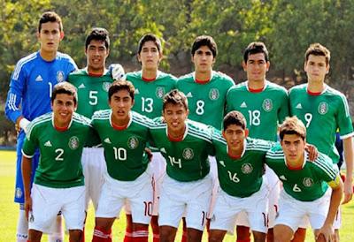 Semifinales Mundial Sub 17 - 2013