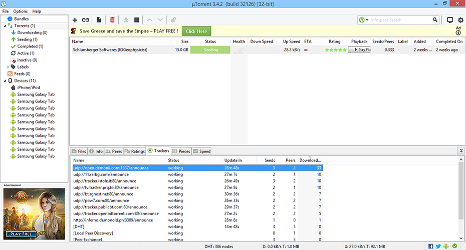 Schlumberger Softwares (IOGeophysicist) 15 GB torrent