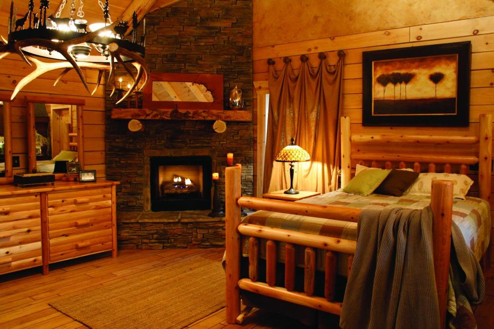 Rocky top log furniture railing blog tips for for Best place to get bedroom furniture