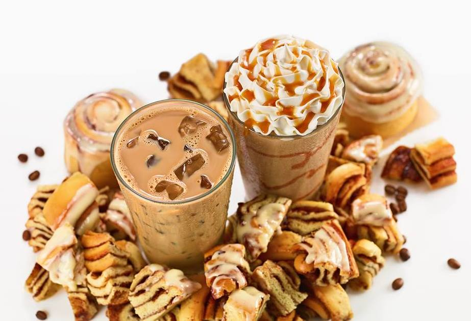 Image result for Cinnamon Bun Iced Coffee