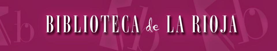 BIBLIOTECA DE LA RIOJA - ENTRA