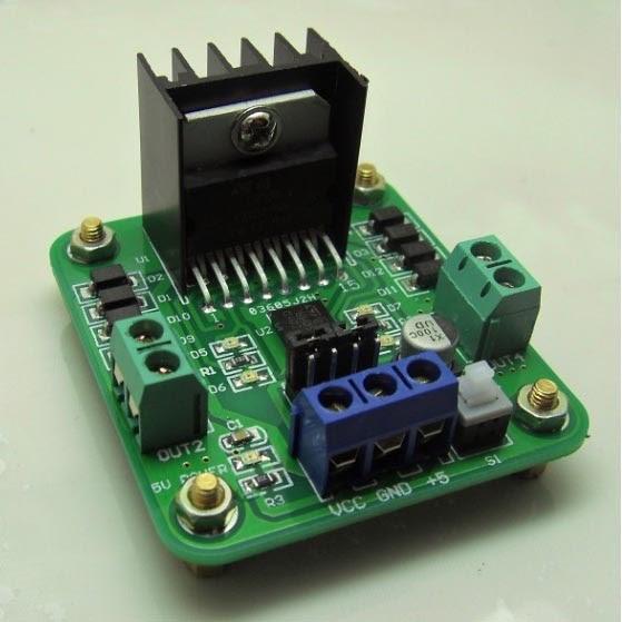 Lipemo 3 0 control de motores l298n dual h bridge dc for L298n stepper motor driver