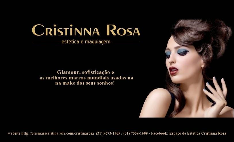 Cristinna Rosa Estética e Maquiagem