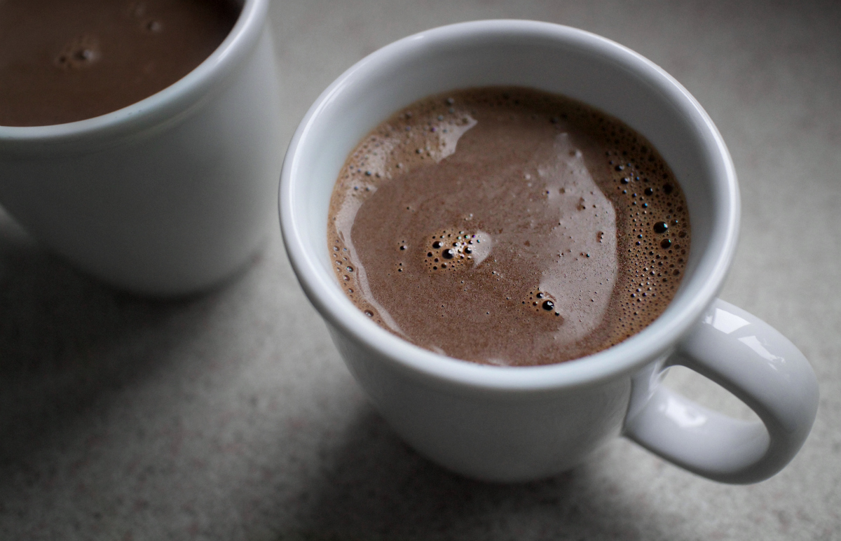 how to make the best hot chocolate at home