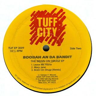 Boodah An Da Bandit – The Brain On Drugz EP (1994) (VBR)
