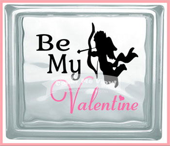 Be My Valentine Cupid Cube Light
