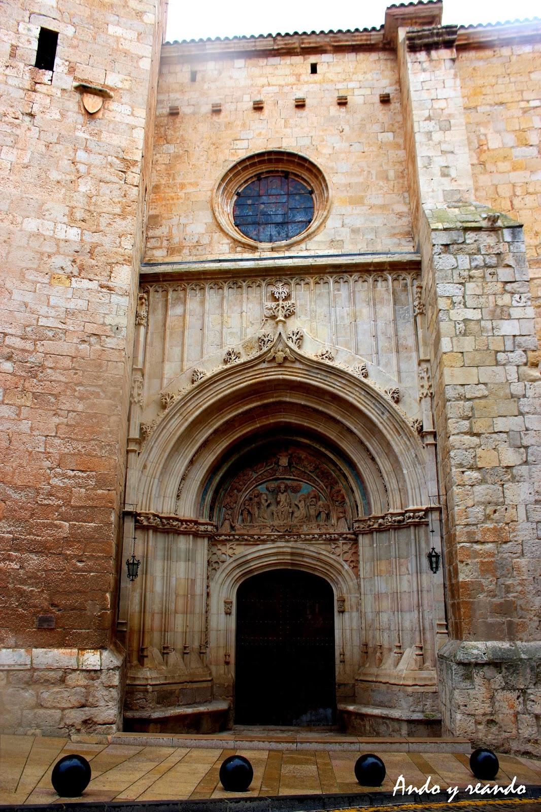 Iglesia Colegial de Sta. María de los Corporales