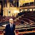 O vindeiro Pleno do Congreso dos Deputados