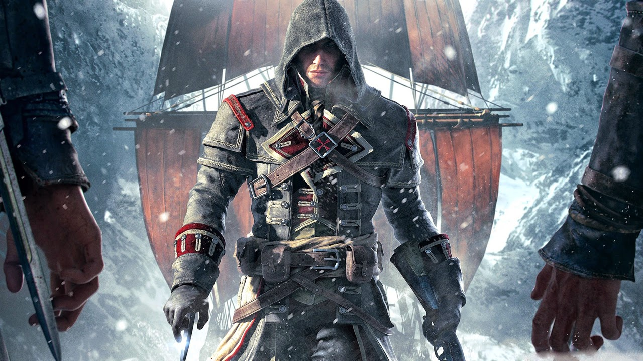 assassins creed rogue wallpapers - Free Assassin s Creed Rogue Wallpapers