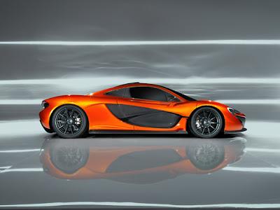 P1 McLaren é absolutamente impressionante