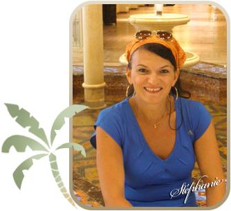 La profesora de Francés Stéphanie Pimet