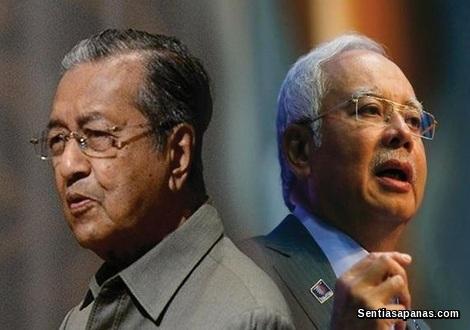 Mahathir VS Najib