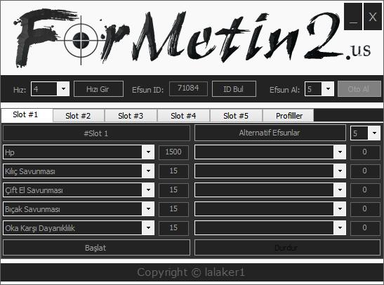 Metin2 Pvp Lalaker1 SwitchForMetin2 Efsun Botu Hilesi ...