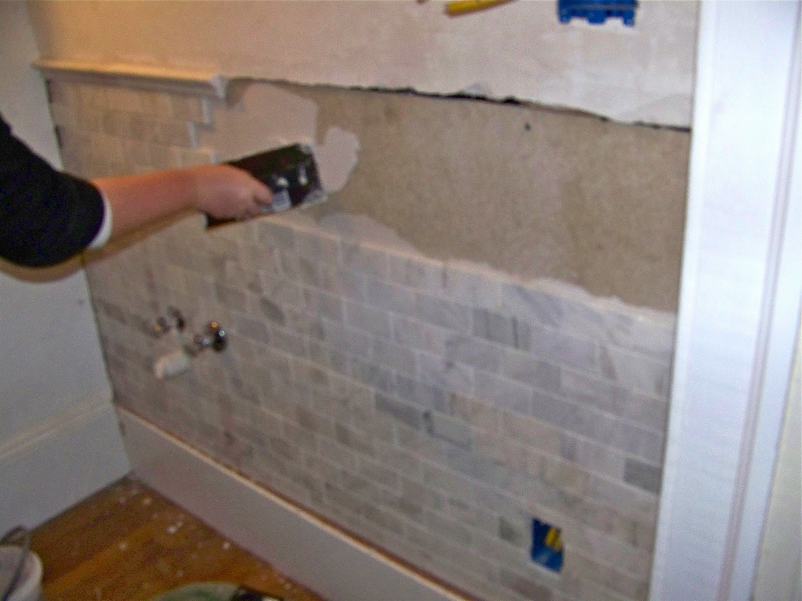 Half Bathroom Tile Ideas Part   48: Thursday, December 29, 2011