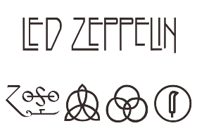 download Logo Led Zeppelin Vector