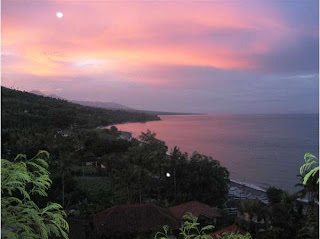 Sunset at Amed,Karangasem