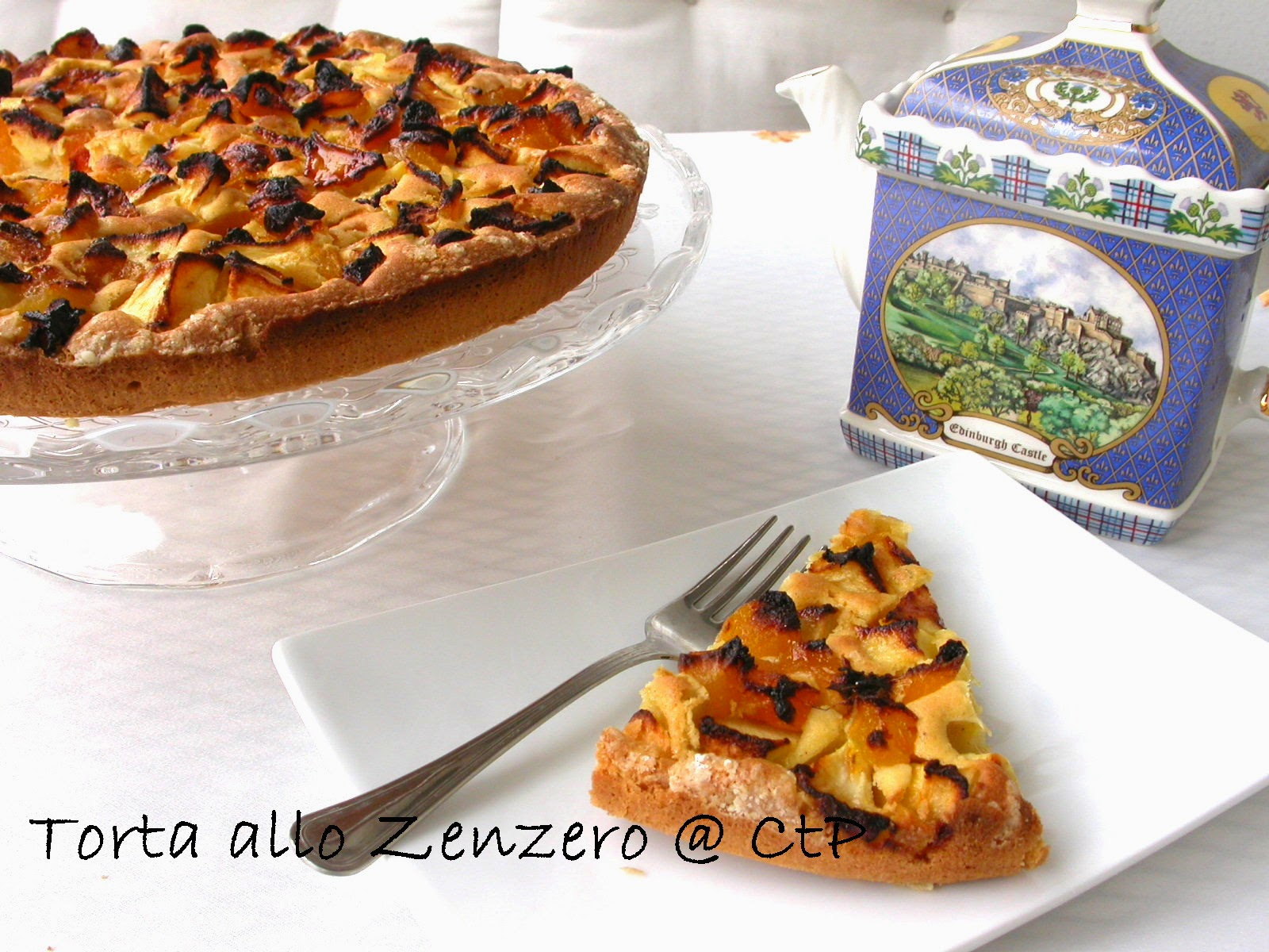 torta allo zenzero
