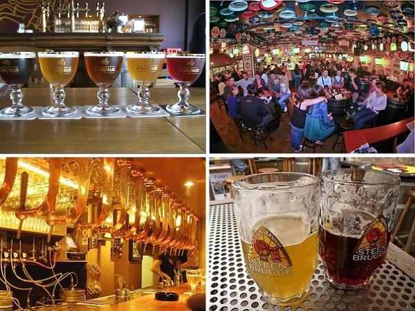 Top 10 Bruxelas: (10) Tour de Cerveja