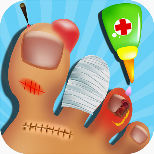 nail doctor - free kids game