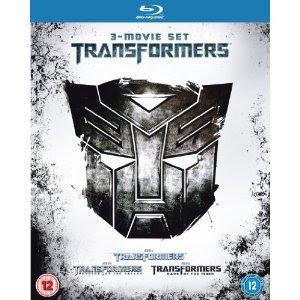 Transformers 1-3 Box-Set [Blu-ray] bei Amazon.co.uk für rund 36 Euro (Vergleichspreis: 65 Euro)