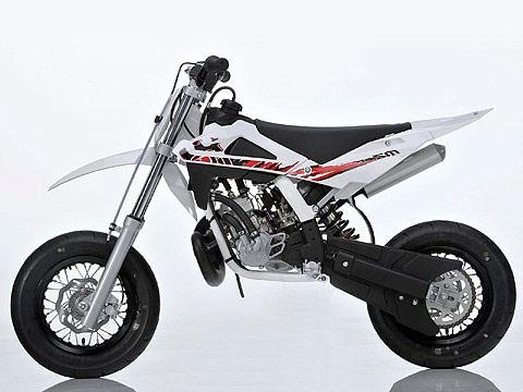 2012 Husqvarna SM50 Motorcycle Photos, 480x360 pixels