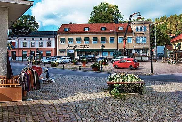 torget 1 gamleby