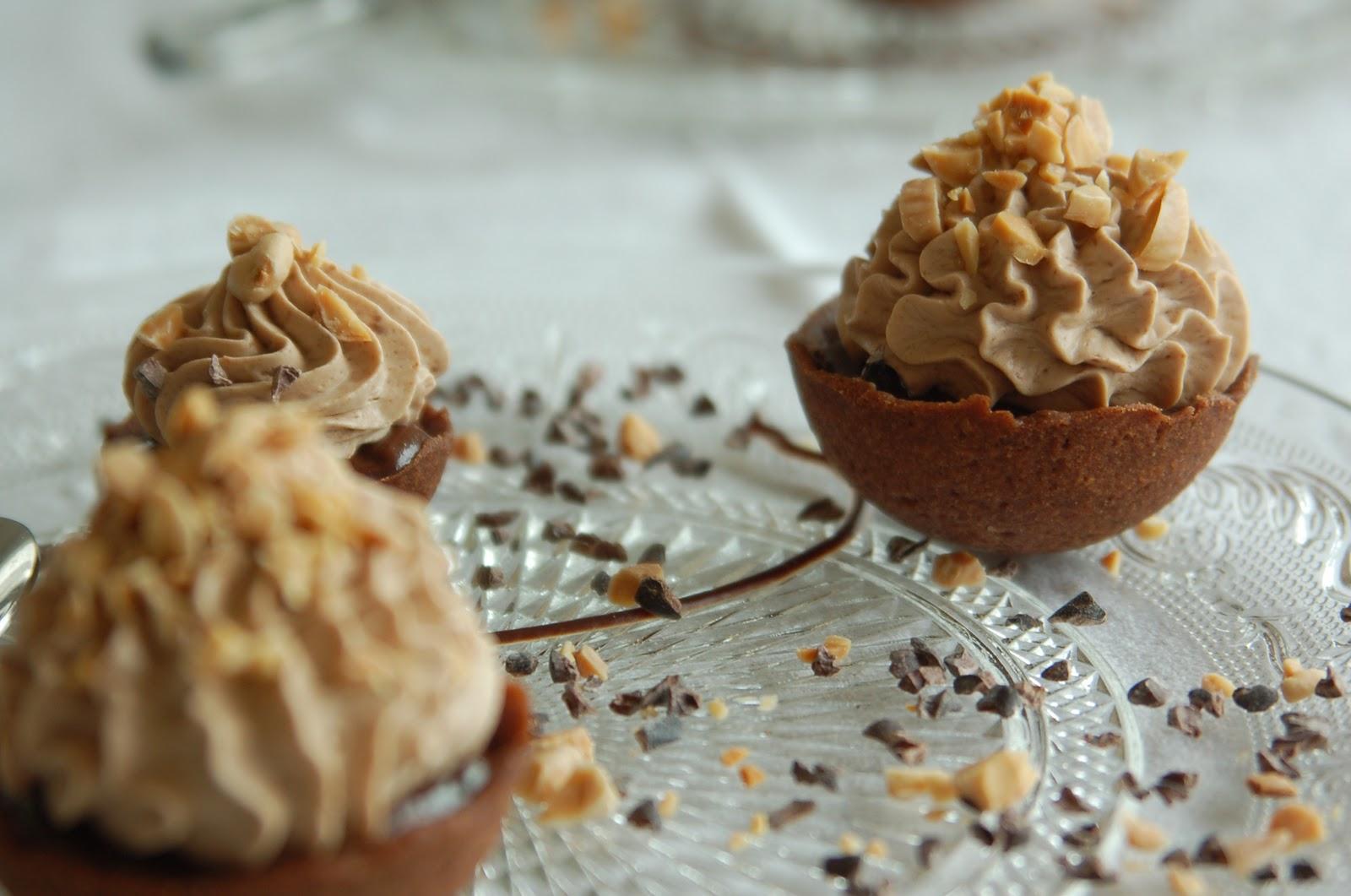 Cuisine Couleurs & Saveurs: Un dessert de chef...
