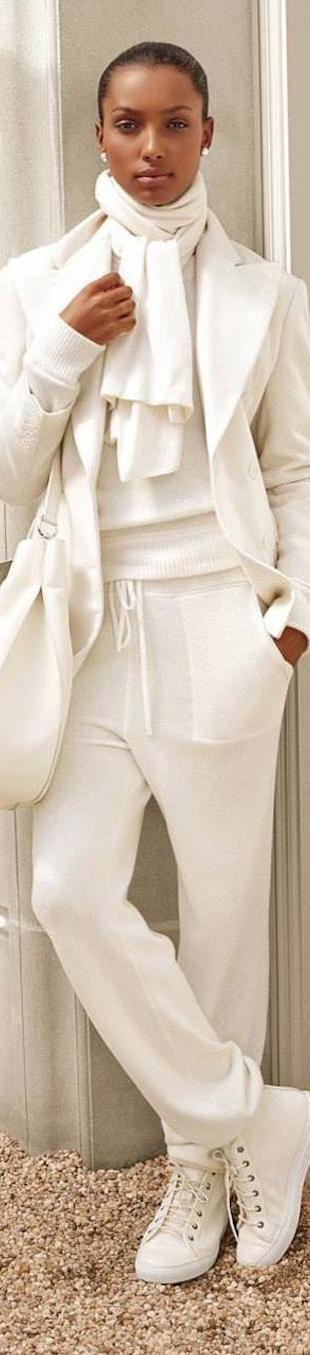 Ralph Lauren Cashmere Crewneck Sweater Fall 2014 Collection