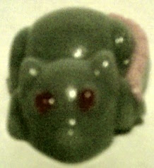 Front of gummi rat