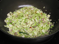 Cabbage Stir fry