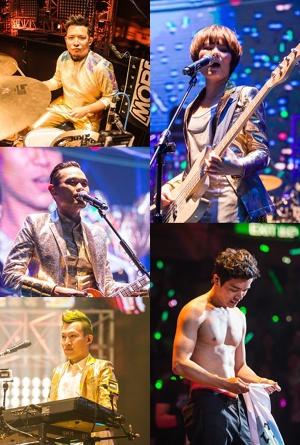 2014蘇打綠10週年世界巡迴演唱會 香港站
