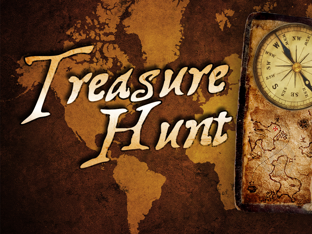 hunt treasure