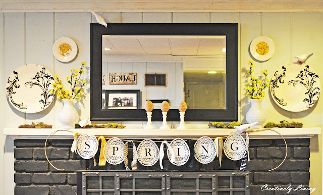 Spring Mantel Decorating Ideas 16 decorating ideas for spring: tutes & tips not to miss - home