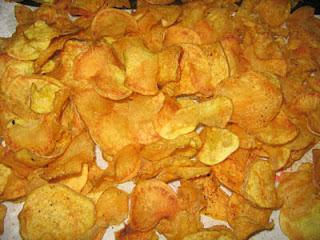 chips selbermachen - Heute mal was über Chips