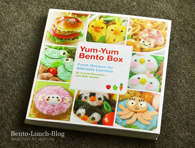 bento lunch blog buch review yum yum bento box von crystal watanabe mai ogawa. Black Bedroom Furniture Sets. Home Design Ideas