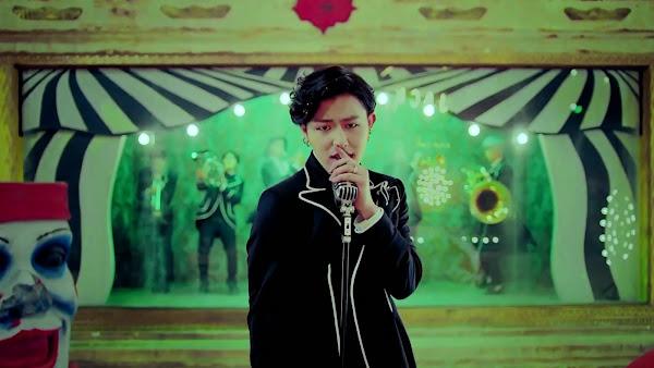 Block B Jackpot Behind U-Kwon