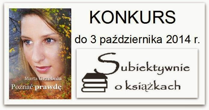 """Wyniki konkursu z """"Poznać prawdę"""" + ponowne losowanie """"Turkusowych szali"""""""