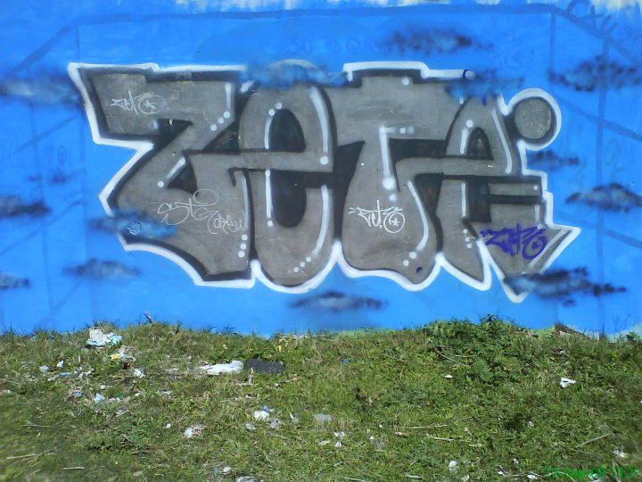 zetas graffitis