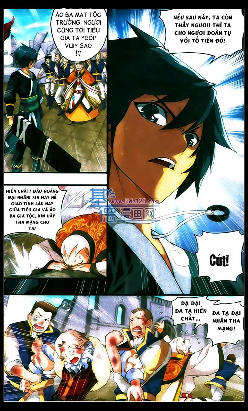 Đấu Phá Thương Khung chap 84 page 16 - IZTruyenTranh.com