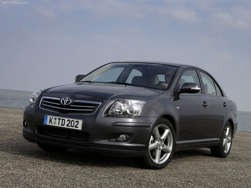 allparts toyota avensis 2 0 d4d 1997 present